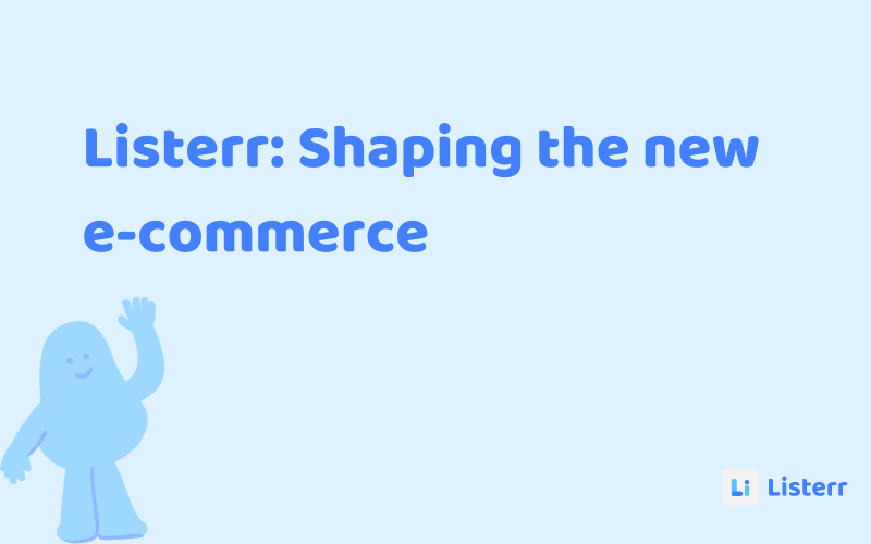 An ecommerce platform for all types of shopping needs.